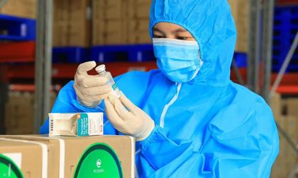 100.000 lọ thuốc điều trị Covid-19, sản xuất bởi hãng dược lớn nhất thế giới về Việt Nam