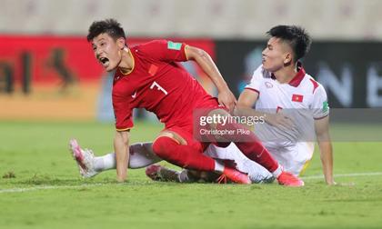 HLV Park Hang-seo loại hậu vệ mắc lỗi trước Trung Quốc khỏi danh sách tuyển Việt Nam