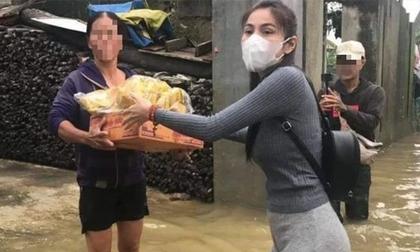 Người dân Quảng Trị nói về chuyến từ thiện của Thủy Tiên: 'Lúc đó 3 triệu đồng rất quý, rất cảm kích'