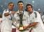 Ronaldo lần đầu cùng Real Madrid lên đỉnh thế giới