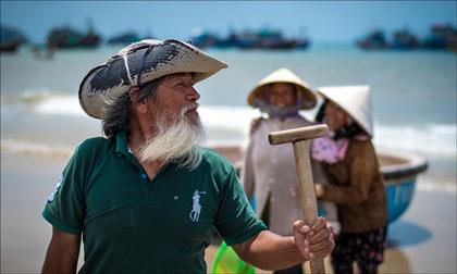 Bình Thuận mộc mạc và yên bình trong bộ ảnh 'Dấu ấn Việt Nam'