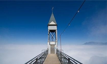 8 thang máy ngoài trời đẹp nhất thế giới