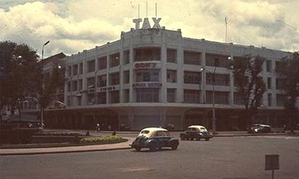 Ảnh hiếm đường phố Sài Gòn trước ngày 30/4/1975
