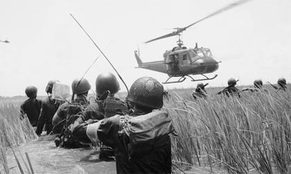 Chiến tranh Việt Nam qua ảnh phóng viên quốc tế