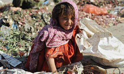Xót lòng những bức ảnh trẻ em lao động trên toàn thế giới