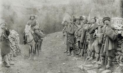 Ảnh hiếm về cuộc sống ở Trung Quốc cuối thế kỷ 19