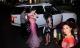 Hoa hậu Kỳ Duyên đến sự kiện bằng xế hộp gần chục tỷ