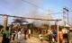 Hà Tĩnh: Dây điện đứt rơi xuống cháy nhà dân, nhiều xã mất điện lưới