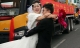 Chú rể rước dâu bằng đoàn xe cẩu trị giá hơn 12 tỷ