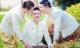 Bộ ba đồng tính đầu tiên kết hôn ở Thái Lan