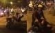 Hàng chục thiếu nữ 'hỗn chiến' như phim giữa phố Bà Triệu