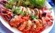 Hấp dẫn với mực nhồi thịt sốt cà chua