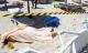 Rùng rợn cảnh xác người la liệt bên bãi biển