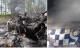 Chiến đấu cơ, máy bay dân sự Mỹ đâm nhau tan xác