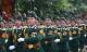 Bóng hồng trong lễ diễu binh, diễu hành kỷ niệm Quốc khánh