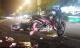 Đà Nẵng: Xe máy tông nhau nát bét, một người tử vong