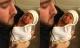 Ông bố cứu sống con gái mới sinh nhờ vô tình đăng ảnh lên Facebook