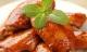 Xuýt xoa món cánh gà nướng chao cho bữa cơm cuối tuần