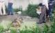 Phát hiện thi thể người đàn ông bị trói chân bên bờ đê
