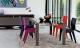 Trang trí phòng ăn thêm mới lạ với những chiếc ghế mang phong cách độc đáo