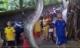 Tóm sống trăn khủng dài 5m, nặng 37kg ở Nghệ An