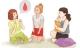 Tuyệt chiêu giúp mẹ dạy con hiểu rõ về kinh nguyệt