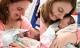 Lấy ra rồi đưa lại vào bụng mẹ khi mới 23 tuần, bé gái được sinh ra lần thứ 2 ở tuần thai 36 như 1 phép màu