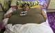 Không phải bàn cãi nữa, đây chính là người phụ nữ béo nhất thế giới với cân nặng 500kg