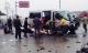 Xe đi đám cưới tông xe chở đá, 13 người thương vong