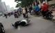 Hãi hùng: Xe tang gây tai nạn liên hoàn, một người chết