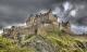 Rùng mình đột nhập lâu đài ma ám đáng sợ nhất Scotland