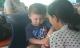 Bé trai bị đâm xuyên não kháu khỉnh khi lên hai tuổi