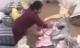 Công an vào cuộc vụ người giúp việc tung hứng, đánh đập dã man cháu bé hơn 1 tháng tuổi ở Hà Nam