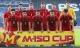 Báo Hàn Quốc thán phục, gọi lứa Công Phượng là 'thế hệ vàng' của bóng đá Việt Nam