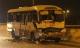 Hơn 10 người khóc thét trong xe khách biến dạng ở Sài Gòn