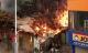 Cháy lớn tại biệt thự bán chăn ga gối đệm, nghi có cụ bà mắc kẹt bên trong