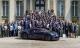 Siêu xe đắt giá - Bugatti Chiron thứ 100 xuất xưởng