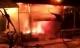 Nghệ An: 'Bà hỏa' ghé thăm chợ, nhiều ki ốt bị thiêu rụi