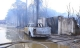 Cháy xưởng sơn, khói lửa mù mịt khiến đại lộ Thăng Long 'tê liệt'