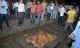 Thi thể nạn nhân la liệt sau vụ tàu hỏa cán qua đám đông ở Ấn Độ