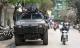Xe bọc thép xuất hiện trên phố, Hà Nội siết chặt an ninh trước Hội nghị Mỹ - Triều