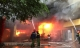 Cháy lớn tại tổ hợp khách sạn, nhà hàng ở trung tâm thành phố Vinh