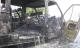 Xe khách bốc cháy dữ dội, thiếu niên 14 tuổi tử vong trong xe