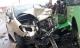 Xe buýt và ô tô 7 chỗ đối đầu, hai người thương vong