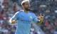 Aguero cán mốc 400 bàn, De Bruyne đi vào lịch sử trong chiến thắng tưng bừng của Man City