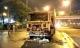 Kinh hoàng ôtô kéo lê xe máy gần 2 km ở TP HCM