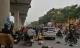 """Ô tô """"đại náo"""" đường phố Hà Nội, 3 người phụ nữ nhập viện"""