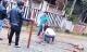 Phút 'sinh tử' của cụ bà U90 ở Quảng Nam bị chó Pitbull cắn nát bàn tay