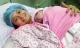 Hai bé trai và gái chào đời đúng 0h đêm giao thừa Canh Tý