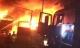 Vựa phế liệu tại Bình Dương bị cháy rụi trong đêm mùng 2 tết